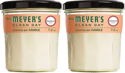 Mrs Meyer s Clean Day Scented Soy Candle