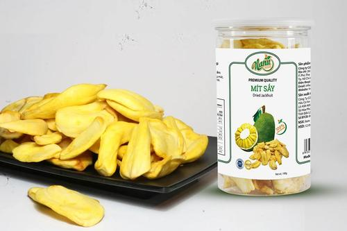 Natural Vacuum Dried Jackfruit Certifications: Haccp