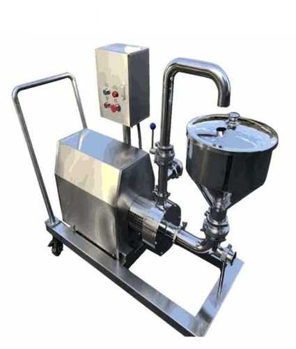 Sanitizer Inline Homogenizer