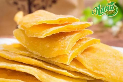 Soft Dried Mango Slices Certifications: Haccp