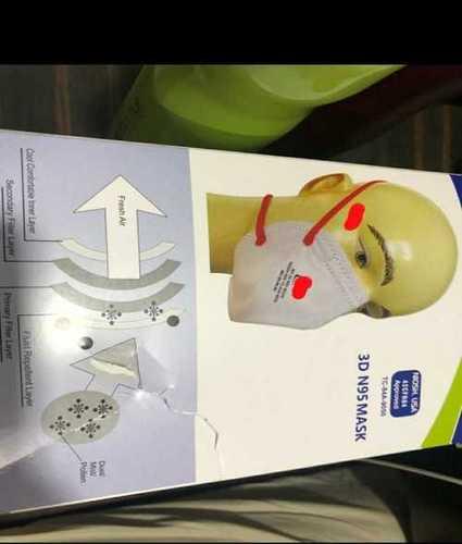 3d N95 Mask