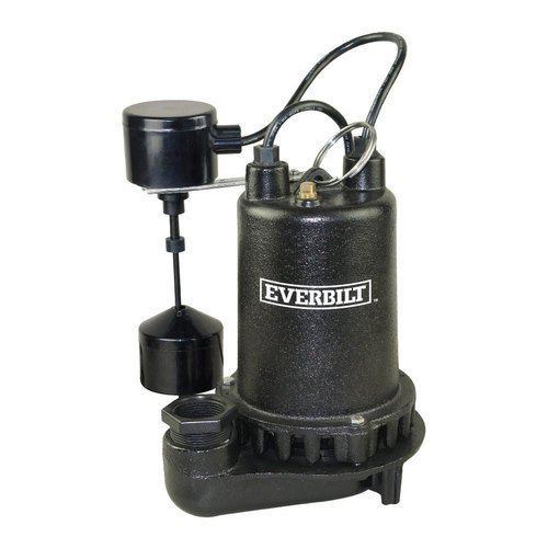 Single-Stage Pump Less Than 1 Hp Sump Pump