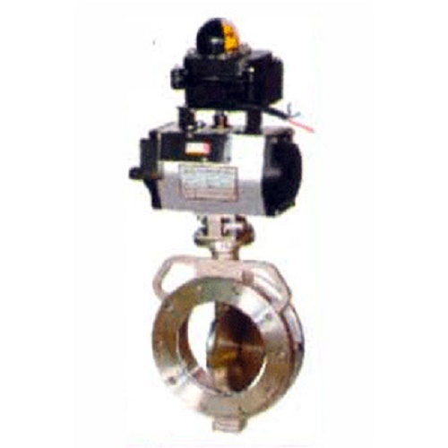 Spherical Disc Valve For Industrial