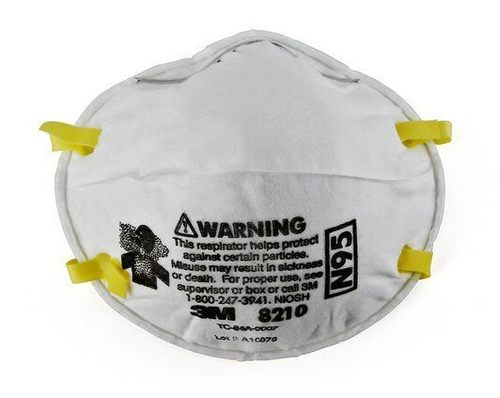 3m 8210 Respirator Face N95 Mask
