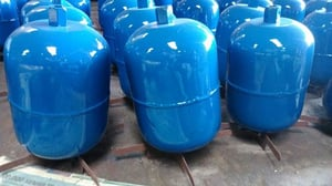 AC Gas Empty Containers