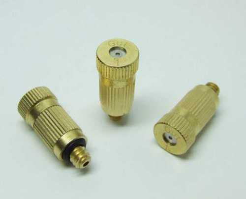 Brass Misting Nozzle For Sanitization Machine