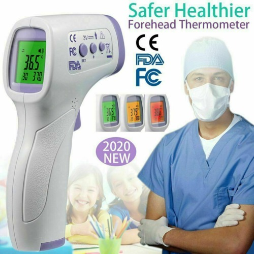 LCD Digital IR Infrared Thermometer Non-contact