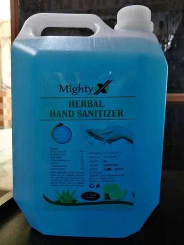Herbal Hand Sanitizer For 99.99% Germ Free