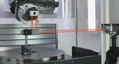 Machine Tool Calibration (Cnc, Vmc, Hmc, Edm, Cmm) Service