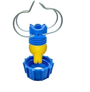 Quick Clamp Spray Nozzle For Pipe