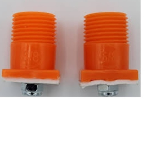 Stainless Steel Quick Clamp Spray Nozzle For Pipe