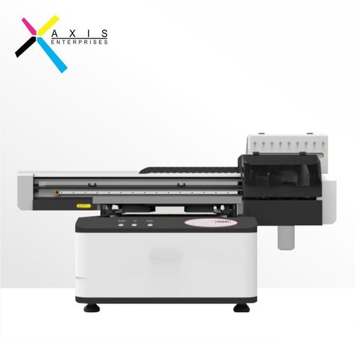 Automatic Uv Flatbed Button Printing Machine