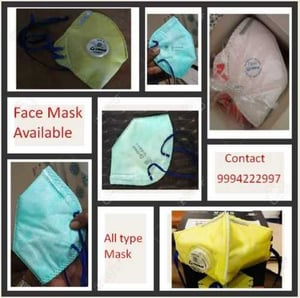 3 Layer N95 Face Mask