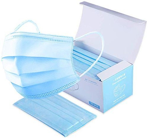 Disposable Medical Sanitary Surgical Face