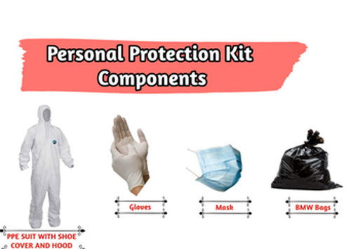 Disposable Non Wooven Ppe Kit