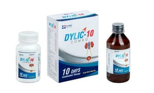 Dylic 10 Herbal Syrup