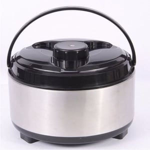 Finely Finished Stainless Steel Casserole