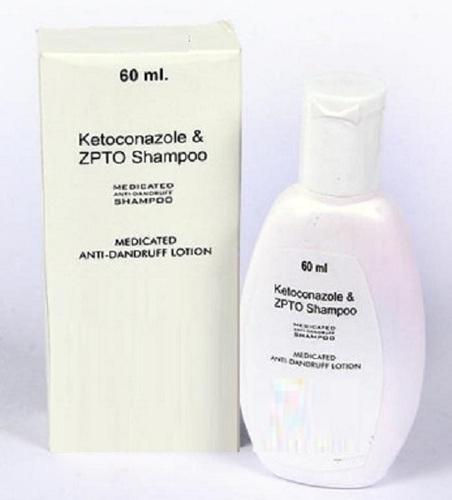 Ketoconazole And Pyrithione Zinc Shampoo
