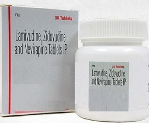 Lamivudine 150, Nevirapine 200, Zidovudine 300