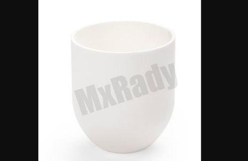 Lark 1750 Degree Celsius Alumina Crucible 50Ml Application: Laboratory