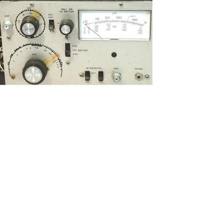 Radio Frequency Field Strength Meter Size: Customized