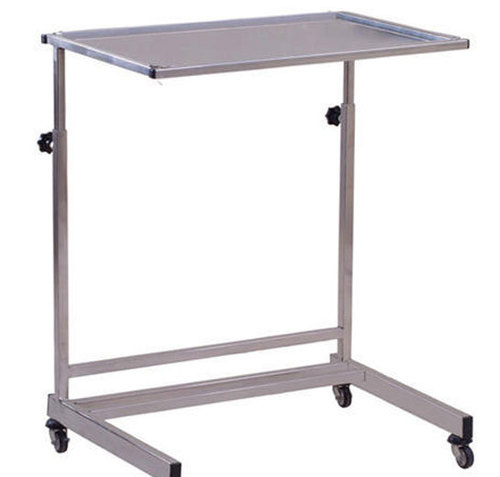 Stainless Steel Mayo Trolley