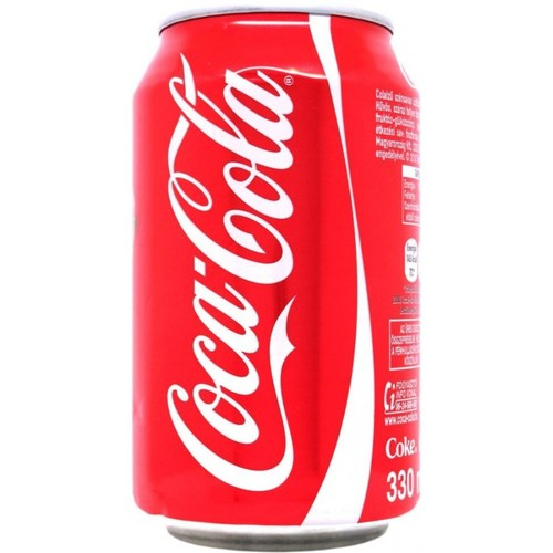 Coca Cola Soft Drink 330ml