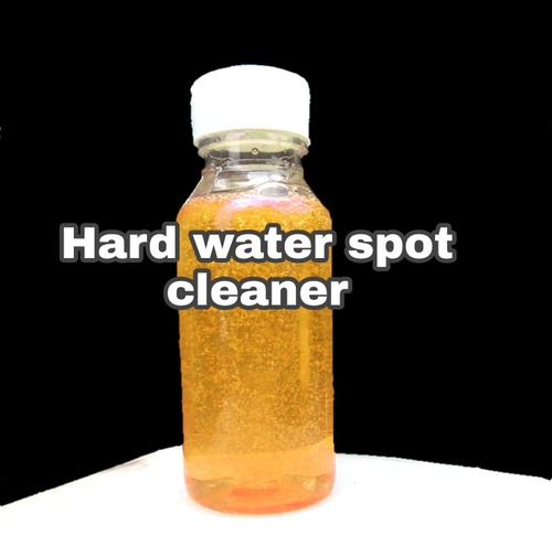 Hard Water Spot Cleaner