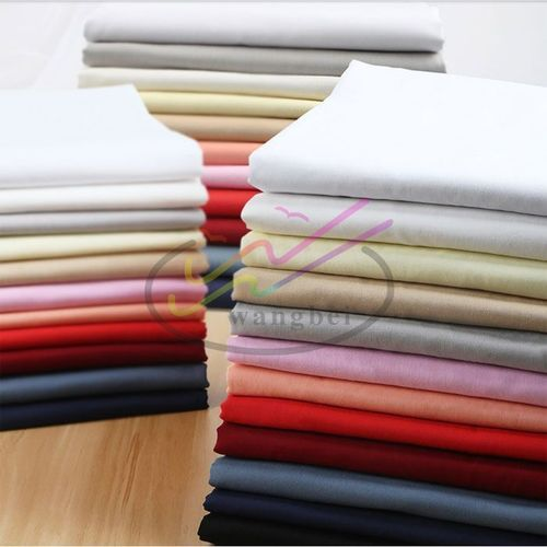 Polyester And Cotton School Students' Shirt Fabric
