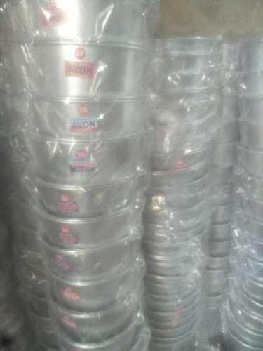 Scratch Resistance Aluminium Bucket
