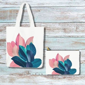 100% Cotton Bag with Handles