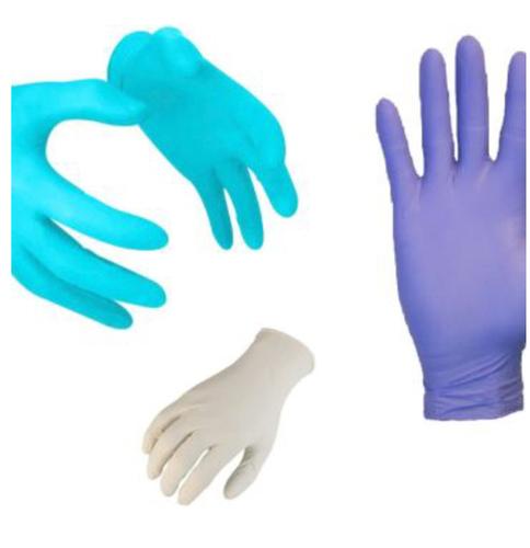 Nitrile Medical Powder Free Gloves