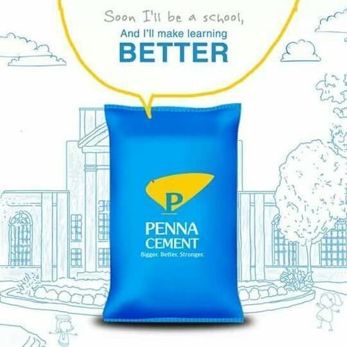 Grey Penna Cement - Opc 53 & Ppc