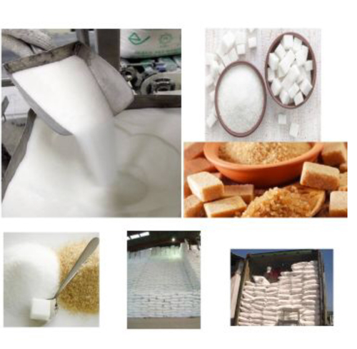 White Refined Cane Sugar Icumsa 45