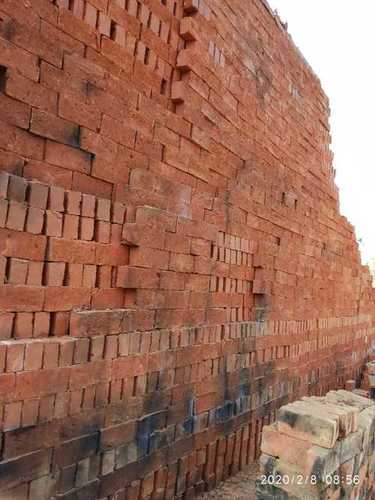 Common Red Clay Bricks