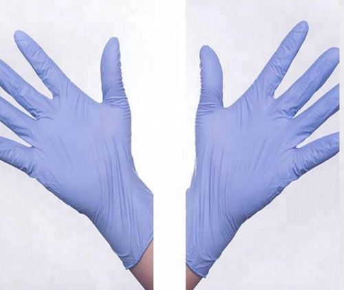 Latex Medical And Examination Gloves (Powdered And Powder Free) Certifications: Ce