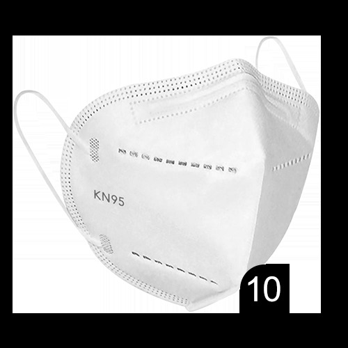 White Color Kn95 Face Mask