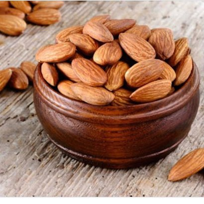 Almond Nuts - Raw Bitter And Sweet Kernels  Certifications: Iso