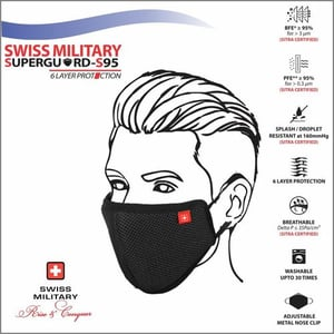 S - 95 Multi-Protection Face Mask