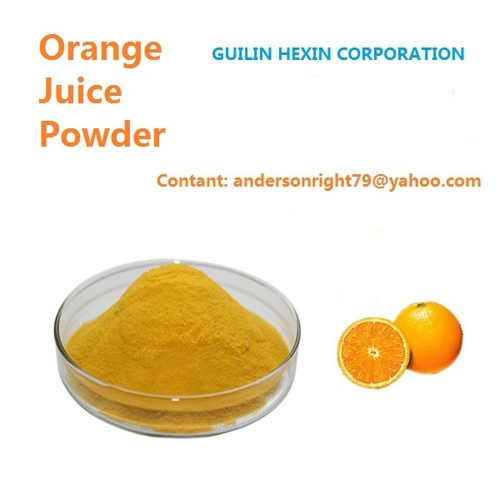 100% Instant Orange Juice Powder