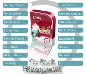 Co Operative Bank Management Software
