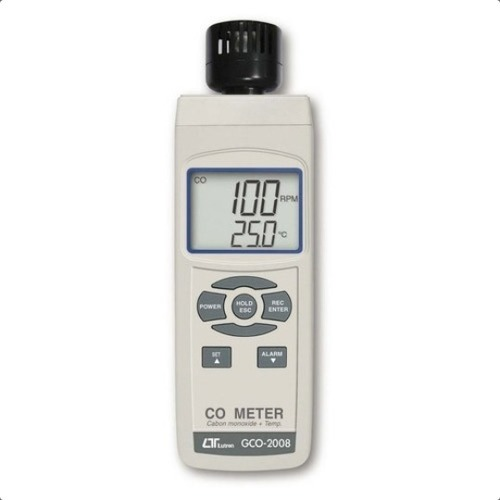 Digital Co Meter With Lcd Display
