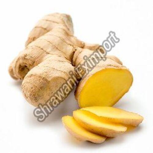 Fresh Organic Ginger for Food