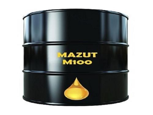 Russian Mazut M100 Oil