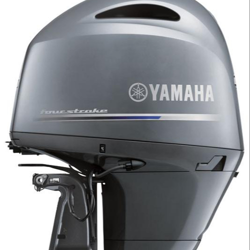 Used 2018 Yamaha 115hp Outboards Motors Engines