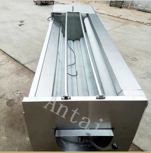 Taro Cleaning And Peeling Processing Line