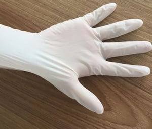 CE,FDA,ISO Approved Medical Disposable Surgical Vinyl Gloves