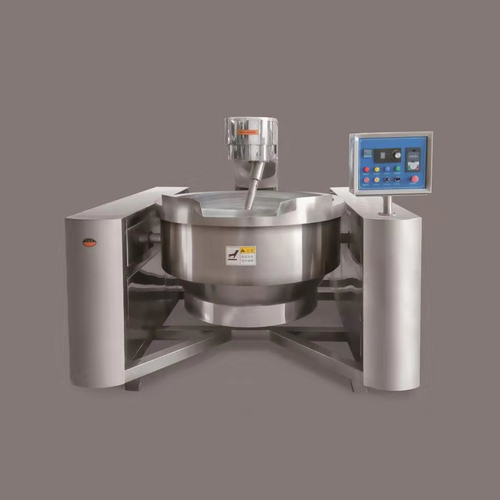 Chili Sauce Cooking Jacketed Kettle with Stir