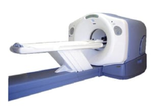 GE Discovery LS 4, 8, 16 PET, CT Scan