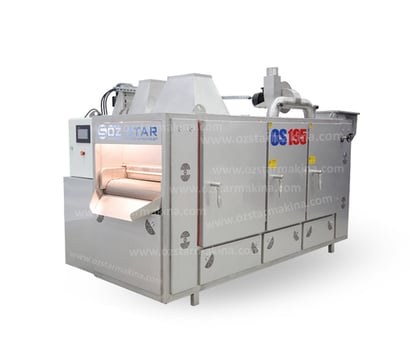 Nuts Seeds Roasting Machine Certifications: Ce